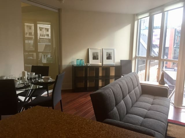 CN TOWER VIEW- amazing location and amenities