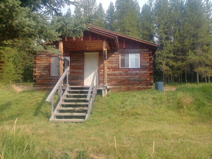 Prospector Miners Cabin