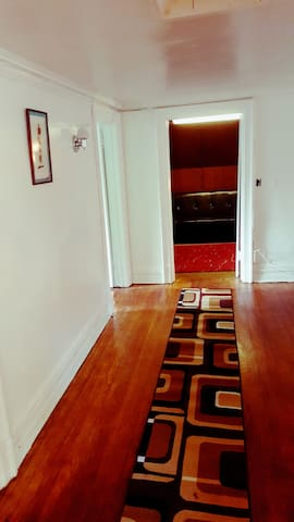 2 bedroom third floor in the heart of Brooklyn.