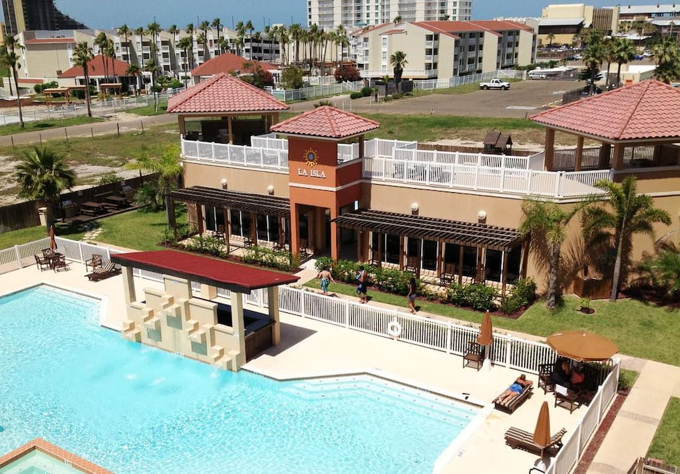 3bdr 2ba La Isla Residences Condo C201 Condominiums For Rent In South Padre Island Texas