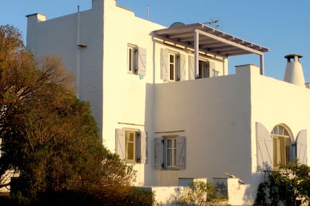 Vasilis Pounta apartment - Paros - Haus