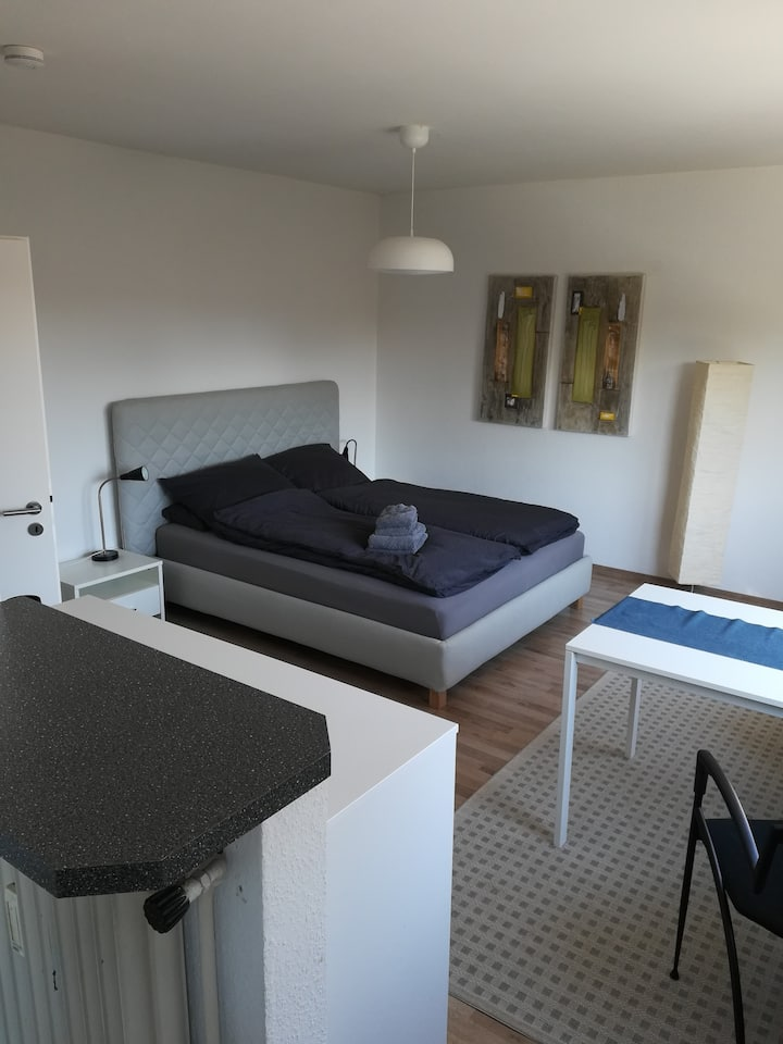 Uni-Nahes 1-Zimmer Appartement