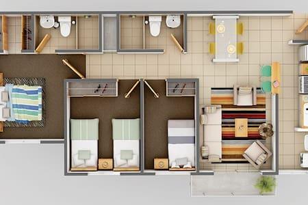 Room in department - Trujillo
