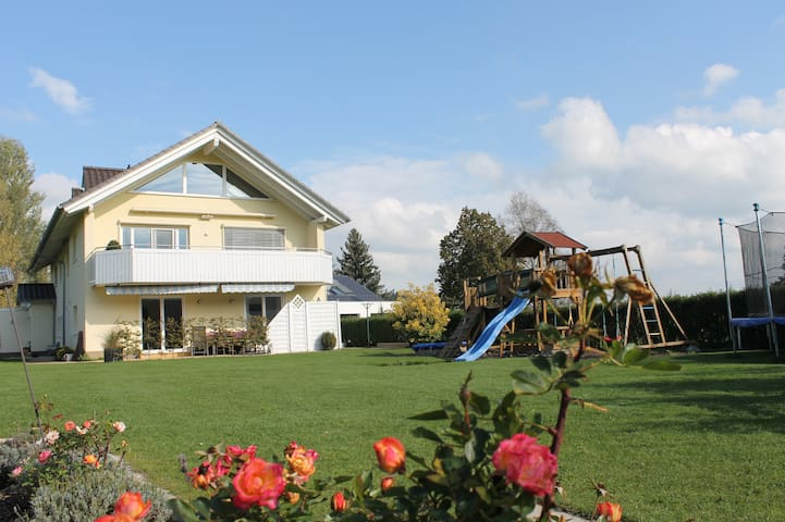 A home between Bodensee and Allgau - Sigmarszell - Appartement