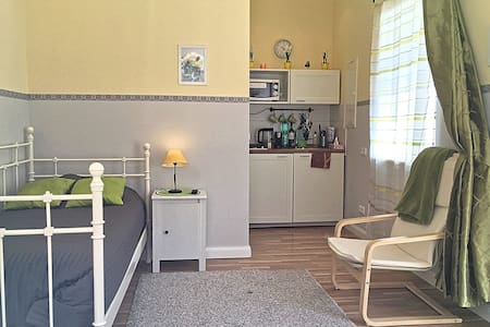 Cozy apartments for one traveler near MESSE
