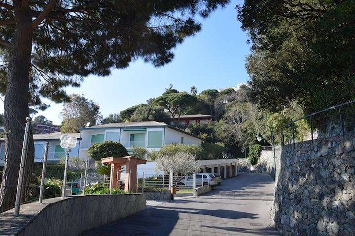 Residenza vista Mare in Pineta (Arenzano)