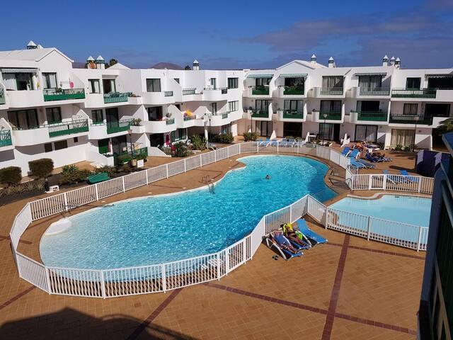 Apartamentos Tahiche- Costa Teguise