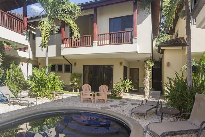Villa Costa Grande #4 - Beautiful, 2 story, 3 bedroom villa in Playa Grande!
