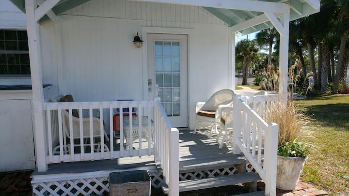 Marshview Cottage on Tybee Island