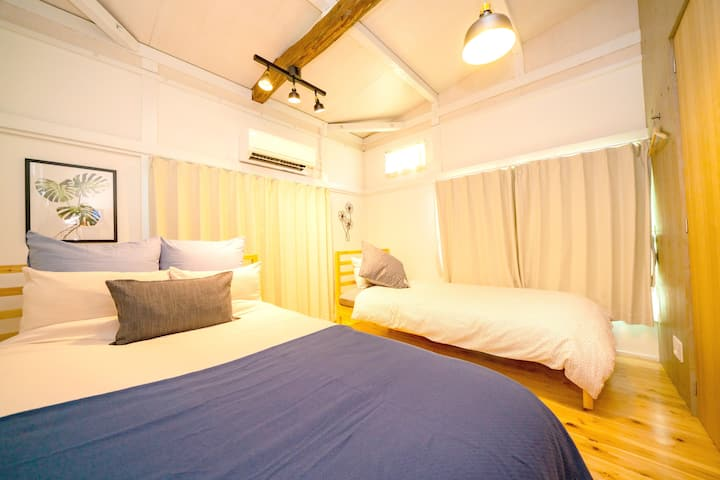 SS : Max 7ppl / Easy Access to center of Tokyo!
