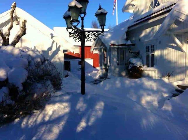 Vakreste Englagård - Nøtterøy