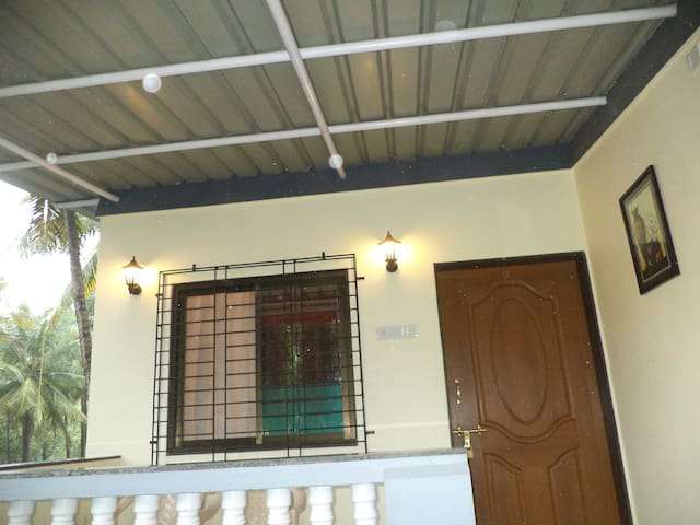 zirad cottage - Alibag
