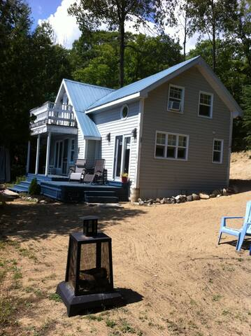 Beach cottage Lac sinclair 48 min Ottawa