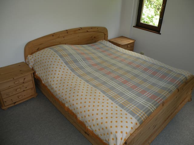 Comfortable room in a beautiful halftimbered house