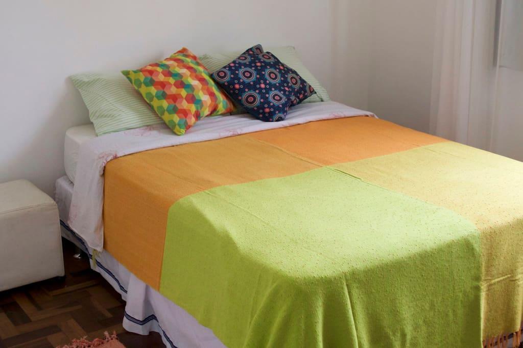 Bedroom nº1 - Couple's room