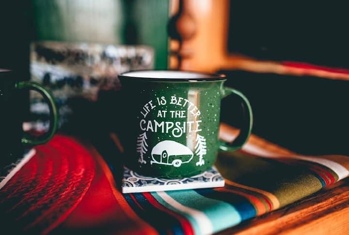 Vintage Camper Delight in Scottsdale