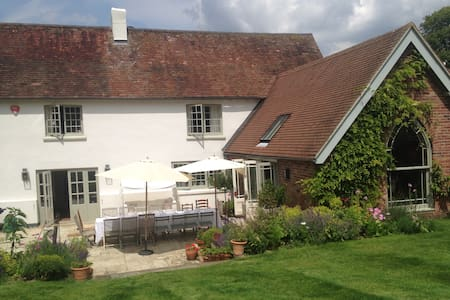 Wonderful family house - West Meon, Hampshire  - Dom