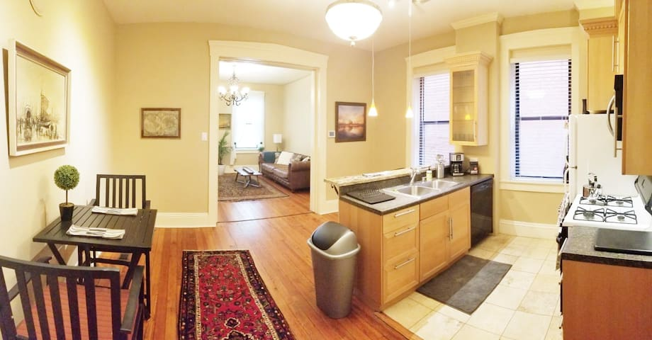 Historic Elegance in the Heart of St. Louis City!