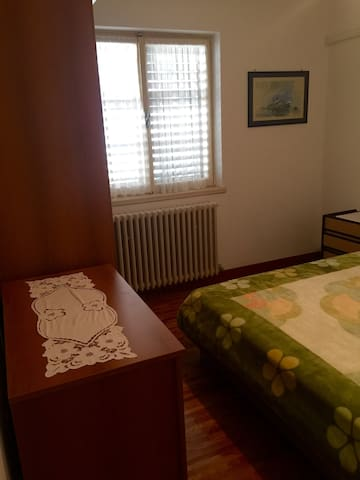 Window of the bedroom