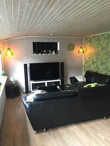 Lovely house in Islev for 4-6 persons- Hus i Islev - Rødovre - Casa