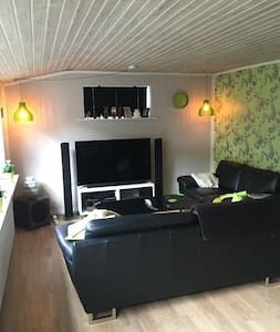 Lovely house in Islev for 4-6 persons- Hus i Islev - Rødovre - Дом