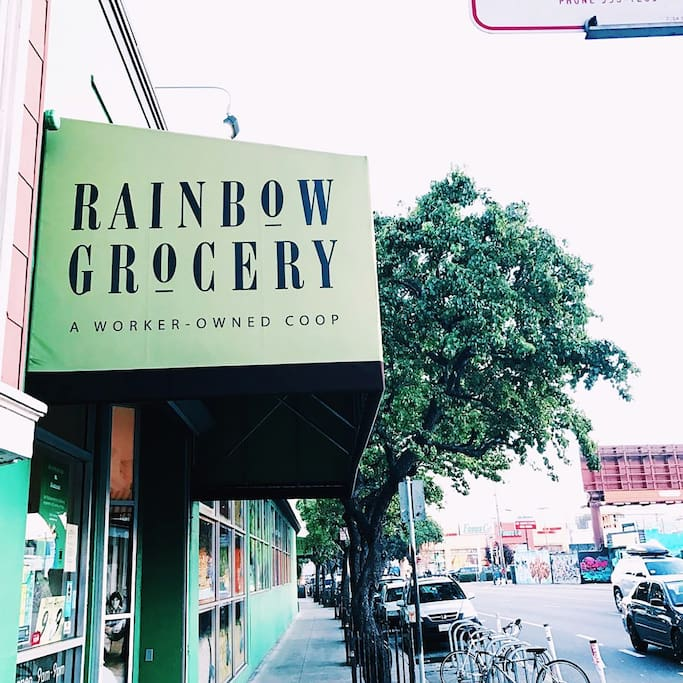 Photo de Rainbow Grocery à SoMa