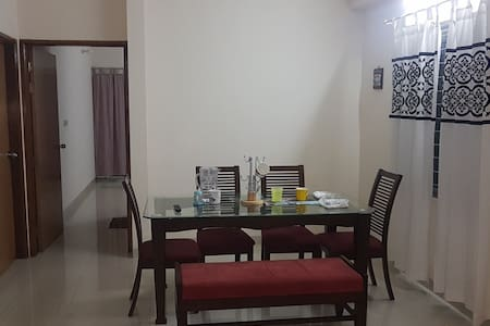 Cosy sunny specious apartment in Dhaka