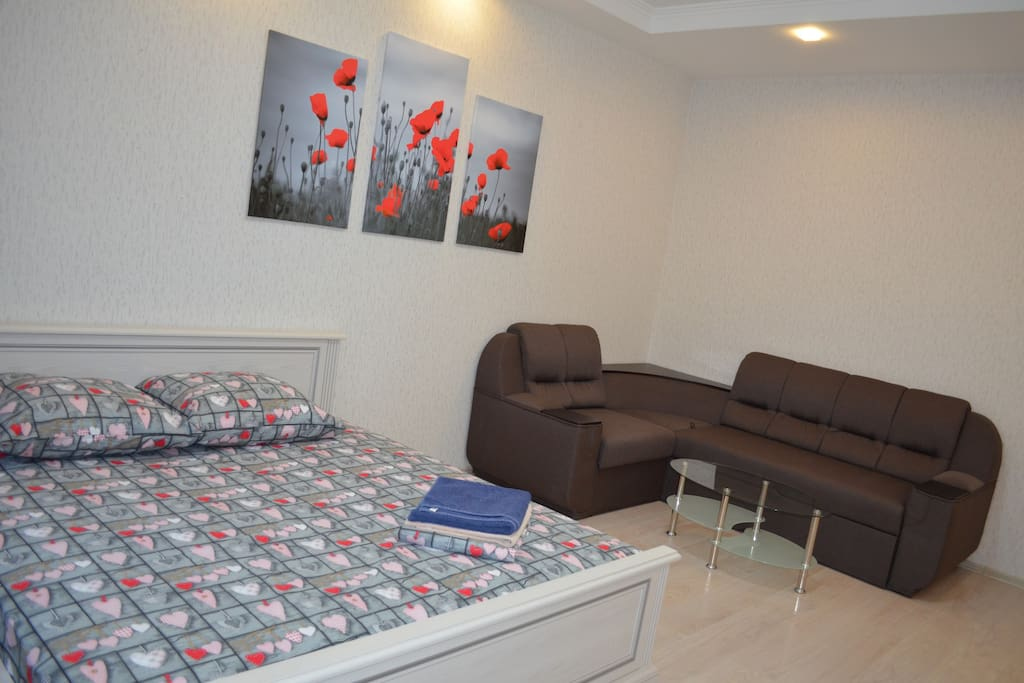 VIP apartments in center