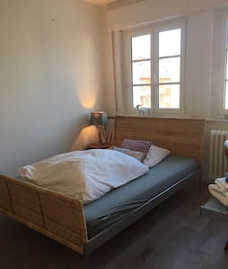 Nice room, with bike! - Friburg