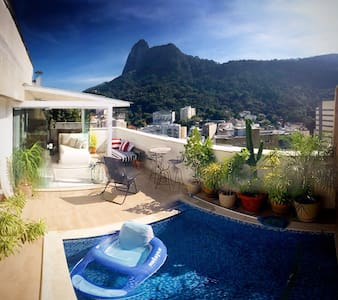 Penthouse with a wonderful view - Rio de Janeiro - Apartment