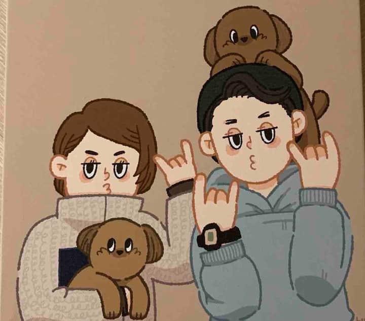 세화, 쏭꼼이네(ssongkkom's)민박(B&B)