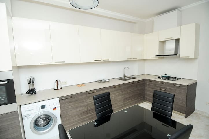 Tbilisia Executive Two Bedroom Apartment N7