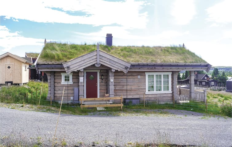 Holiday cottage with 3 bedrooms on 60 m² in Sjusjøen
