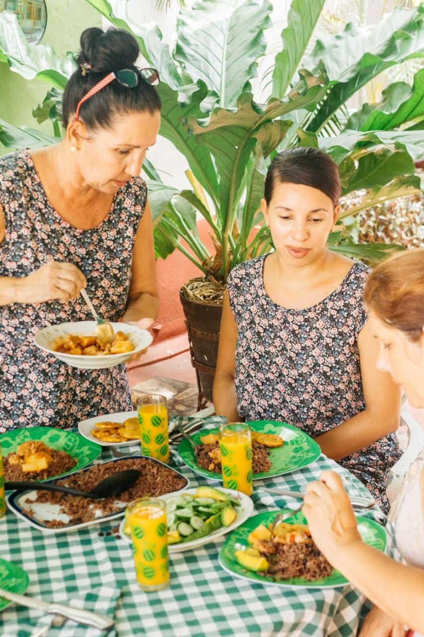 Cuban Home Cooking Favorite Recipes From A Cuban Home Kitchen