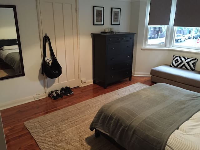 Large Private Room in Rose Bay, Syd - Rose Bay - Huoneisto