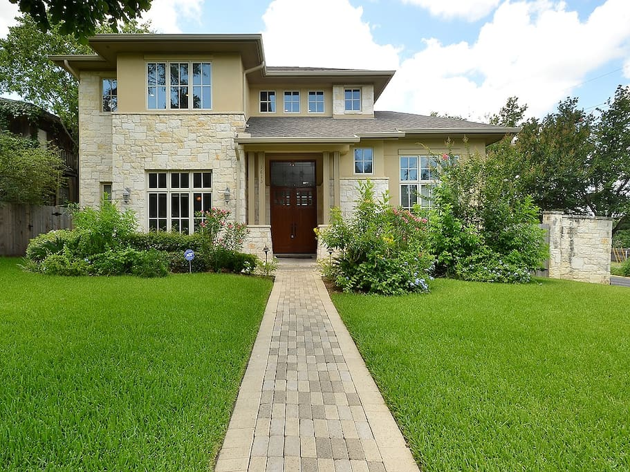 Beautiful 5000 square foot home centrally located.
