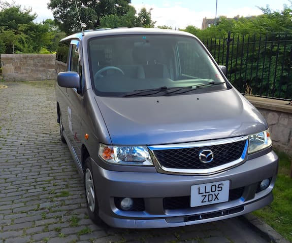 Great Value Campervan to Expore With