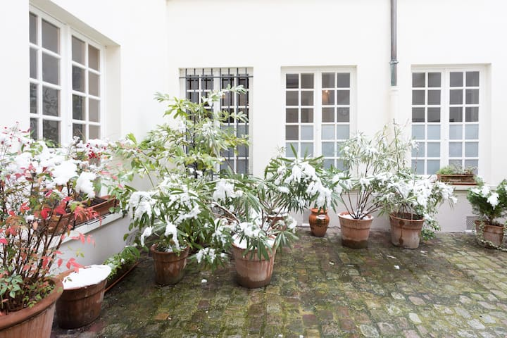 Charming Appartment in Le Marais