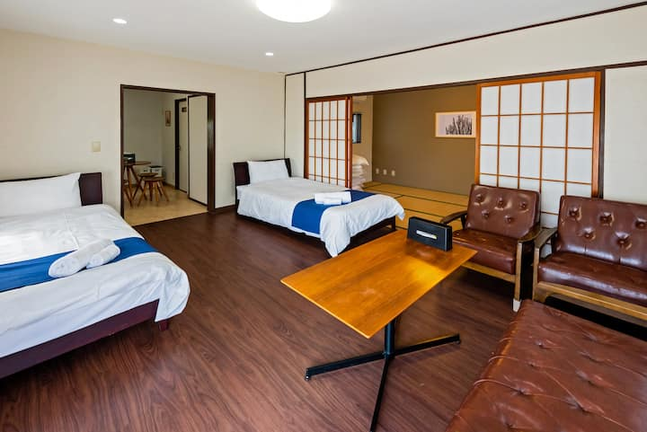 Villa Arakoko Room C/Discount for long term stay!!