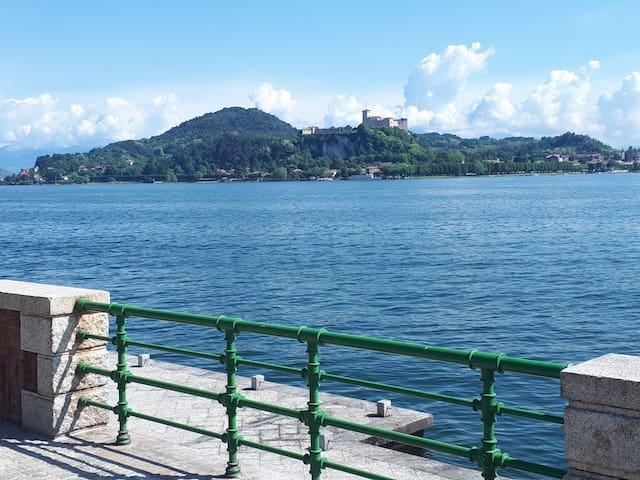 Confortevole bilocale Lago Maggiore