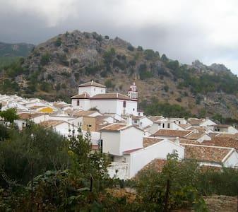 Casa rural en Grazalema - Grazalema - บ้าน