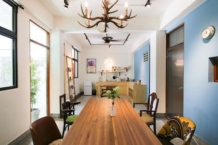 林寓。市中心整戶公寓。可住六人 - Hualien City - อพาร์ทเมนท์