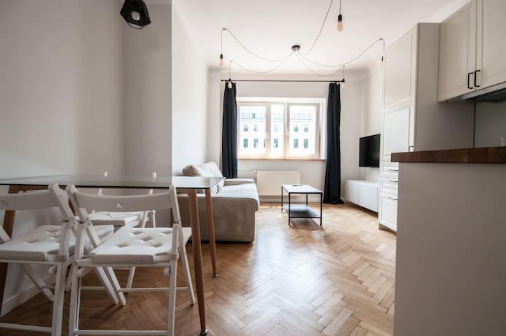 Sup Ko Apartment Warsaw Femina | 24H SELF CHECK IN