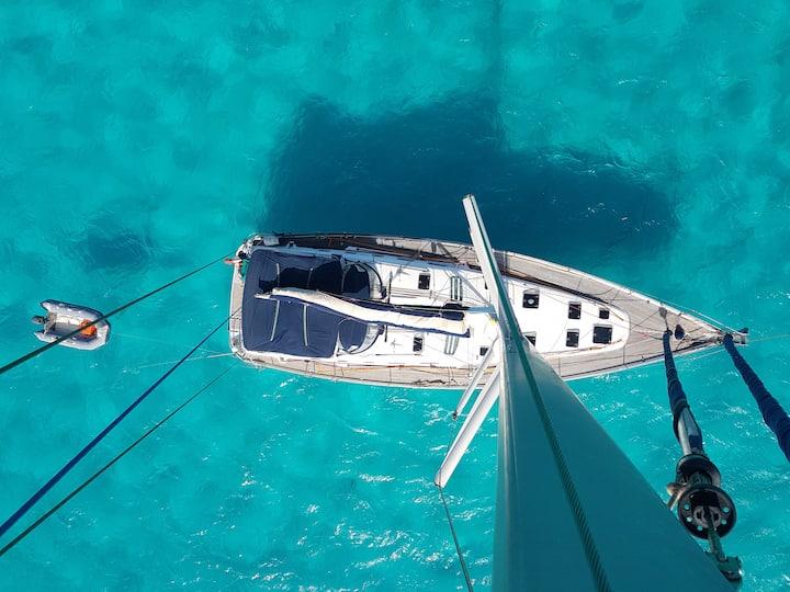 Plan B. San Blas en un super velero! Cabina 4