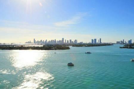 South Beach, Luxury, Living Room - Miami Beach