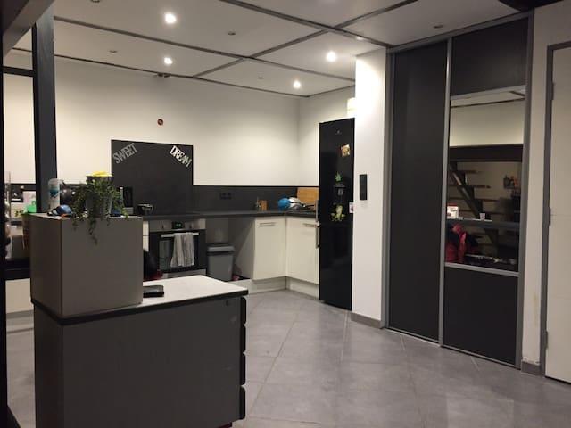 Gite indépendant en centre ville 73 m2