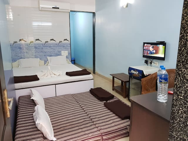 # 1  JAI JHULELAL PRIVATE ROOMS CALANGUTE BEACH