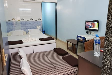# 1  JAI JHULELAL HOME STAY , CALANGUTE BEACH