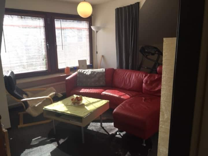 Loft flat in Gothenburg, 6 minutes from citycenter