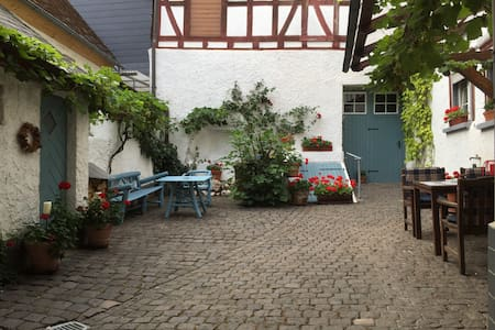 16th Century Holiday retreat in Mosel Wine Region - Pünderich - Apartment - 2